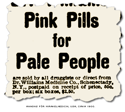 pink pills for pale people