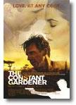 affisch för filmen the constant gardener