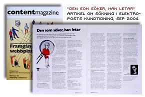 Content magazine från Episerver