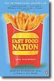Omslaget till Fast Food Nation