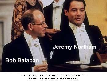 Bob Balaban och Jeremy Northam i Gosford Park