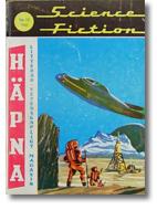 Omslag till Häpna nr 12 1963