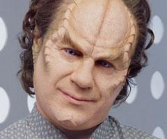 John Billingsley som doktor Phlox i Star Trek Enterprise
