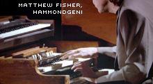 Matthew Fisher, hammondgeni