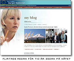 Margot Wallströms blogg