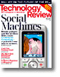 Technology Review Cover, aug 2005