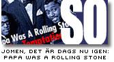 Papa was a Rolling stone med Temptations - en bit av singelomslaget