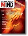 Omslaget på Scientific American Minds första nummer