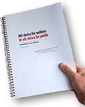 skriva för webben - Jonas Söderströms handbok finns att beställa