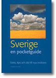 Omslaget till sverige - en pocketguide från integrationsveket