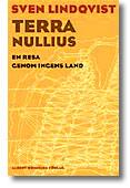 Omslag till Sven Lindqvists bok Terra Nullius