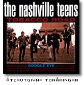 Omslag till Nashville Teens återutgivna samlaingsalbum