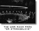 the war room från Dr Strangelove