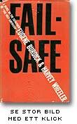 """Omslag till romanen """"Fail-Safe"""" från 1962"""