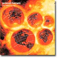 "Procol Harums nya CD ""The Well's on Fire"""